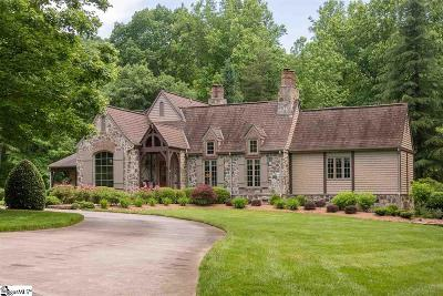 The Cliffs At Glassy, The Cliffs At Keowee, The Cliffs At Keowee Falls, The Cliffs At Keowee Falls North, The Cliffs At Keowee Falls South, The Cliffs At Keowee Springs, The Cliffs At Keowee Vineyards, The Cliffs At Mountain Park, Cliffs Valley Single Family Home For Sale: 100 Misty Valley