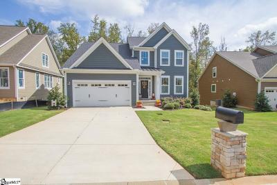Easley Single Family Home Contingency Contract: 257 Chickadee