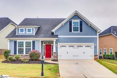 Greenville Single Family Home For Sale: 15 Kittery