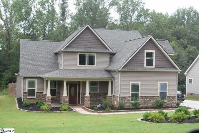 Greenville Single Family Home For Sale: 33 Gabriel
