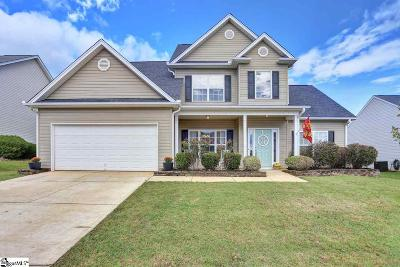 Greenville County Single Family Home For Sale: 17 Hollander