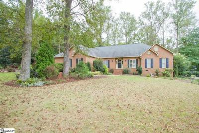 Anderson Single Family Home For Sale: 512 Brittany