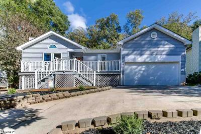Taylors Single Family Home For Sale: 1016 Still Hollow