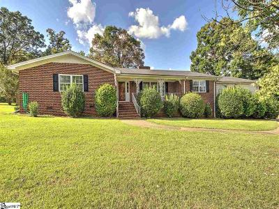 Greenville Single Family Home For Sale: 700 Mills