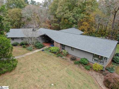 Easley Single Family Home For Sale: 110 Wellington