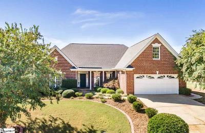Greenville Single Family Home For Sale: 7 Windmill
