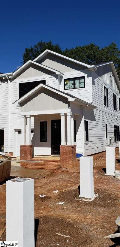 Greenville County Single Family Home Contingency Contract: 414 Ansel #Unit B