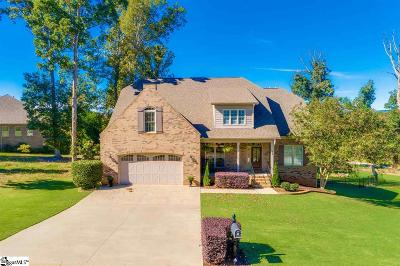 Greenville County Single Family Home For Sale: 25 Double Crest