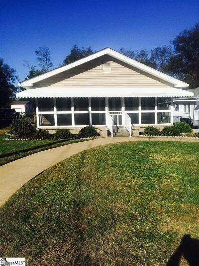 Greenville Single Family Home For Sale: 111 Brockman