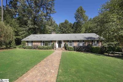 Greenville SC Single Family Home For Sale: $369,615