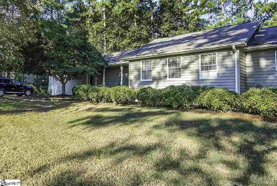 Fountain Inn Single Family Home Contingency Contract: 2 Carolina