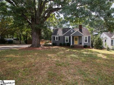Greenville Single Family Home For Sale: 106 Long Hill