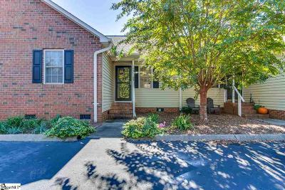 Easley Condo/Townhouse For Sale: 104 Park Crossing C