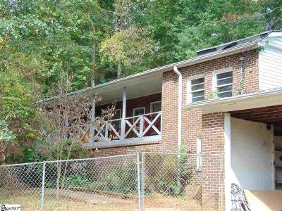 Easley Single Family Home For Sale: 115 Crest