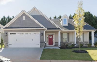 Greenville Single Family Home For Sale: 16 Jackson Parc