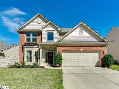 Greer Single Family Home Contingency Contract: 31 Parkwalk
