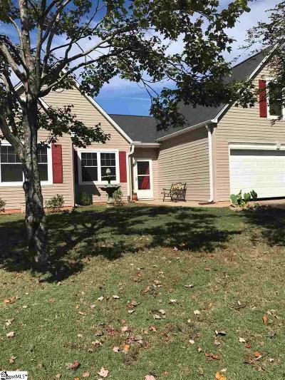 Mauldin Single Family Home For Sale: 402 Bel Arbor