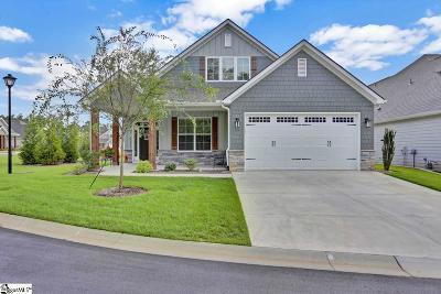 Greer Single Family Home For Sale: 694 Ponden