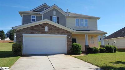 Boiling Springs Single Family Home For Sale: 616 Branch View