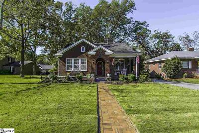 Belton Single Family Home Contingency Contract: 301 Brown