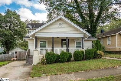 Greenville Single Family Home For Sale: 405 Houston