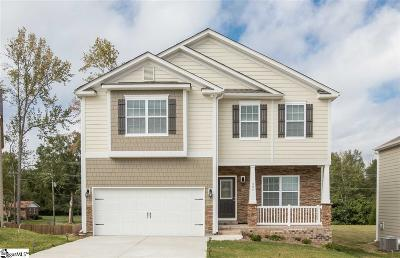 Simpsonville Single Family Home For Sale: 304 Rambling Hills