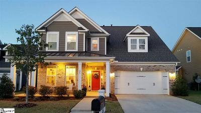 Simpsonville Single Family Home For Sale: 26 Lucerne