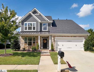 Simpsonville Single Family Home For Sale: 232 Fremont
