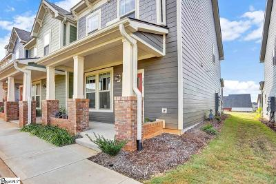 Greer Condo/Townhouse For Sale: 508 Meritage