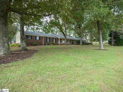 Greenville County Single Family Home Contingency Contract: 9401 Old White Horse