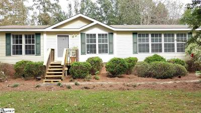 Greenville County Mobile Home For Sale: 171 Payne