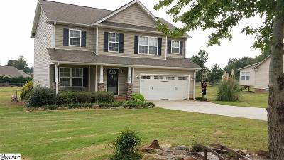 Simpsonville Single Family Home For Sale: 728 Bryson