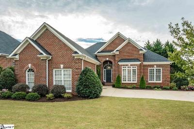 Greenville Single Family Home Contingency Contract: 100 Clairewood