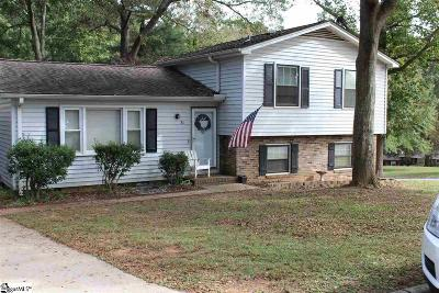 Simpsonville Single Family Home For Sale: 32 Tamwood