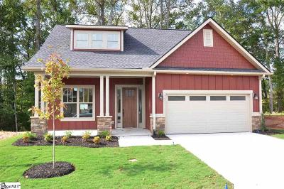 Simpsonville Single Family Home For Sale: 17 Cromarty