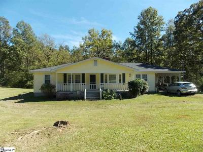 Pickens SC Single Family Home For Sale: $169,500