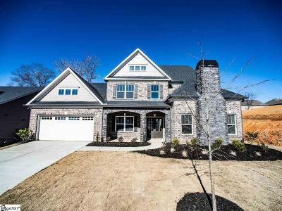 Greenville County Single Family Home For Sale: 47 Quiet Creek