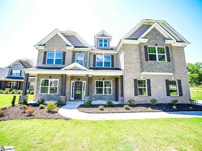 Simpsonville Single Family Home For Sale: 317 Tea Olive