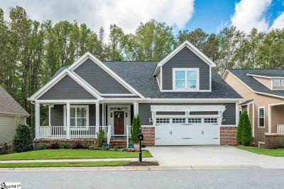 Greenville SC Single Family Home For Sale: $370,000
