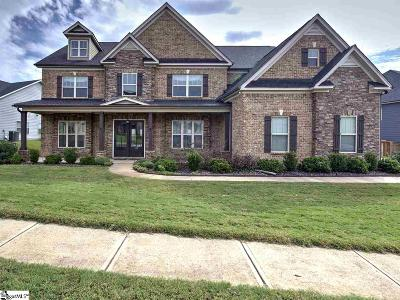 Simpsonville Single Family Home For Sale: 111 Fort