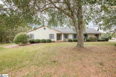 Piedmont Single Family Home For Sale: 102 Watergate