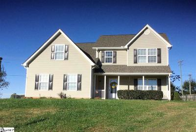 Greer Single Family Home For Sale: 14 Rayland