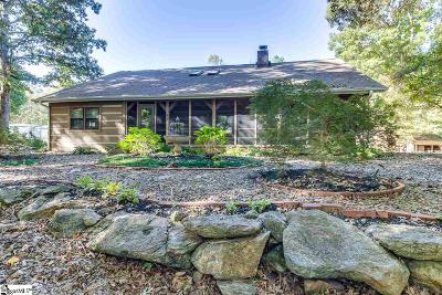 Fountain Inn Single Family Home For Sale: 60 Lakeview