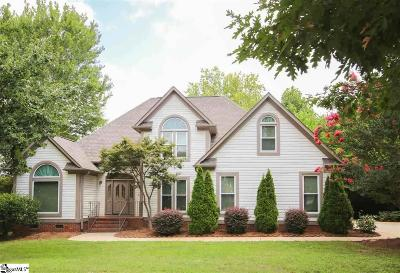 Greenville Single Family Home For Sale: 4 Periwinkle