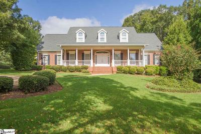 Anderson Single Family Home For Sale: 4017 Weatherstone