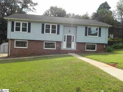 Boiling Springs Single Family Home For Sale: 116 Perry