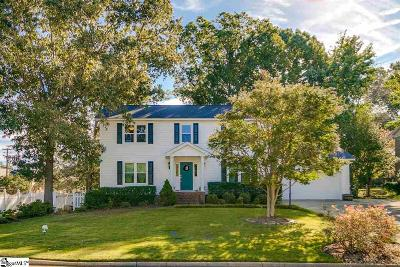 Greer SC Single Family Home For Sale: $264,950