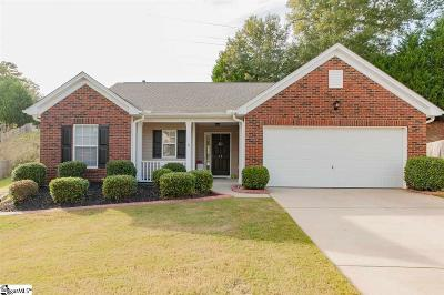 Greer Single Family Home For Sale: 17 Sunfield