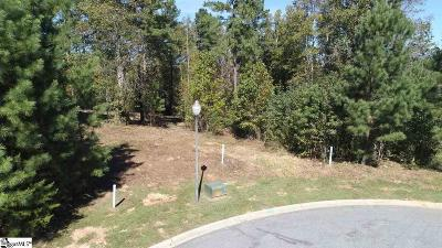 Travelers Rest Residential Lots & Land For Sale: 32 Tee Box