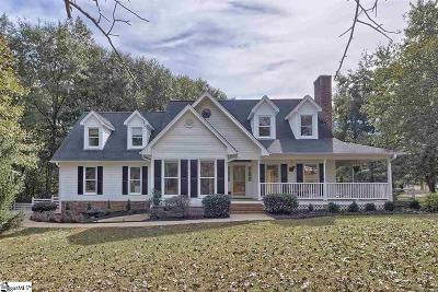 Easley Single Family Home For Sale: 401 Watson